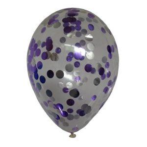 konfettiballon-lila-silber